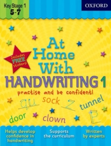 At Home With Handwriting 1, Mixed media product Book