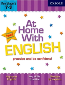 At Home With English (7-9), Mixed media product Book