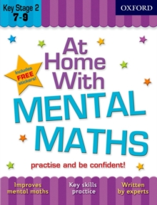 At Home with Mental Maths (7-9), Mixed media product Book