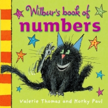 Wilbur's Book of Numbers, Board book Book