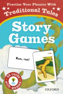 Oxford Reading Tree: Traditional Tales Story Games Flashcards, Cards Book