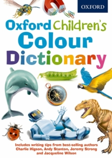 Oxford Children's Colour Dictionary, Mixed media product Book