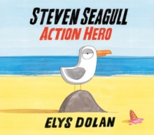 Steven Seagull Action Hero, Paperback Book