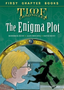 Oxford Reading Tree Read with Biff, Chip and Kipper: Level 12 First Chapter Books: The Enigma Plot, Hardback Book