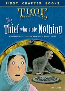 Oxford Reading Tree Read with Biff, Chip and Kipper: Level 12 First Chapter Books: The Thief Who Stole Nothing, Hardback Book