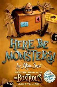 Here Be Monsters!, Paperback Book