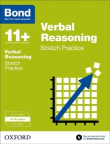 Bond 11+: Verbal Reasoning: Stretch Papers : 9-10 Years, Paperback Book