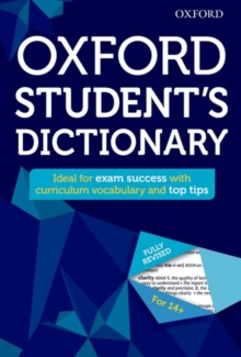 Oxford Student's Dictionary, Mixed media product Book