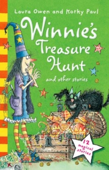 Winnie's Treasure Hunt and Other Stories, Paperback Book