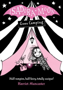 Isadora Moon Goes Camping, Paperback Book