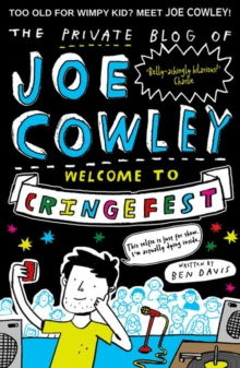 The Private Blog of Joe Cowley: Welcome to Cringefest, Paperback Book