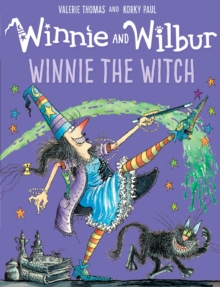 Winnie and Wilbur: Winnie the Witch, Paperback Book