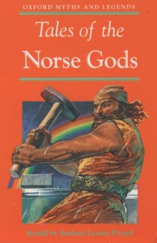 Tales of the Norse Gods, Paperback Book