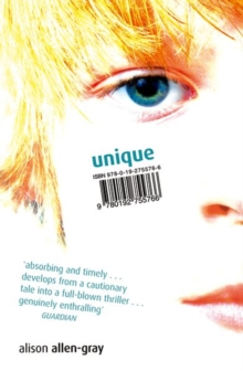 Unique, Paperback Book