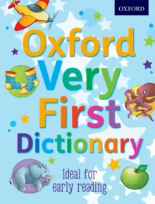 Oxford Very First Dictionary 2012, Paperback Book