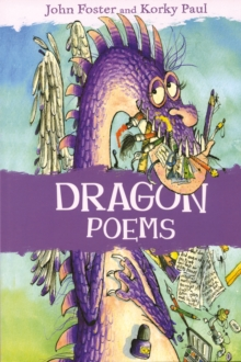Dragon Poems, Paperback Book