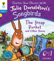 Oxford Reading Tree Songbirds: Level 3: The Scrap Rocket and Other Stories, Paperback Book