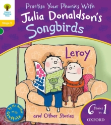 Oxford Reading Tree Songbirds: Level 5: Leroy and Other Stories, Paperback Book