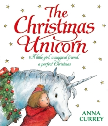 The Christmas Unicorn, Paperback Book