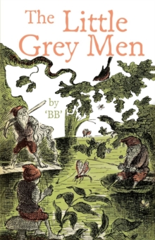 The Little Grey Men, Paperback Book