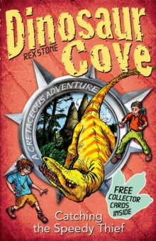 Dinosaur Cove:Catching the Speedy Thief, Mixed media product Book