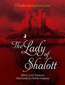 The Lady of Shalott, Paperback Book