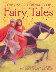 Oxford Treasury of Fairy Tales, Paperback Book