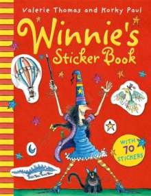 Winnie's Sticker Book 2012, Mixed media product Book
