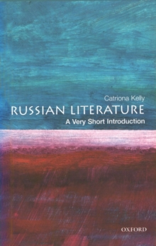 Russian Literature: A Very Short Introduction, Paperback Book