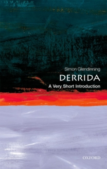 Derrida: A Very Short Introduction, Paperback Book