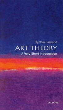 Art Theory: A Very Short Introduction, Paperback Book
