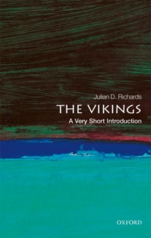 The Vikings: A Very Short Introduction, Paperback Book