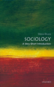 Sociology: A Very Short Introduction, Paperback Book