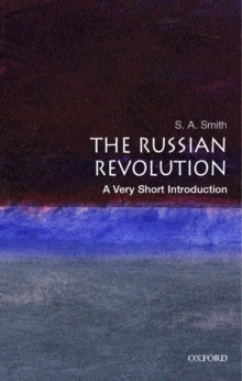 The Russian Revolution: A Very Short Introduction, Paperback Book