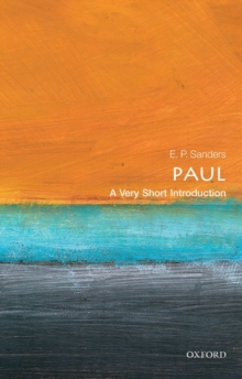 Paul: A Very Short Introduction, Paperback Book