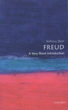 Freud: A Very Short Introduction, Paperback Book
