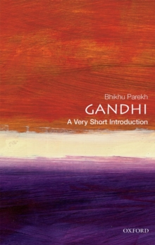 Gandhi: A Very Short Introduction, Paperback Book