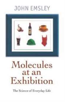 Molecules at an Exhibition : Portraits of Intriguing Materials in Everyday Life, Paperback Book