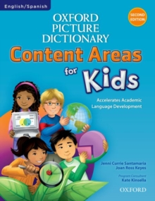Oxford Picture Dictionary Content Areas for Kids