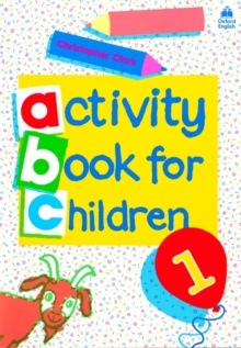 Oxford Activity Books for Children: Book 1, Paperback Book