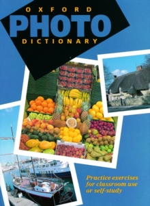 Oxford Photo Dictionary:: Monolingual Edition (Paperback), Paperback Book
