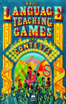 Language Teaching Games and Contests, Paperback Book