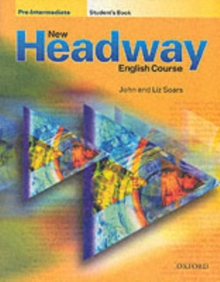 New Headway: Pre-Intermediate: Student's Book, Paperback Book
