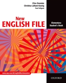 New English File: Elementary: Student's Book