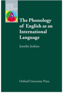 The Phonology of English as an International Language, Paperback Book