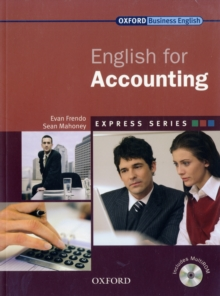Express Series: English for Accounting, Mixed media product Book
