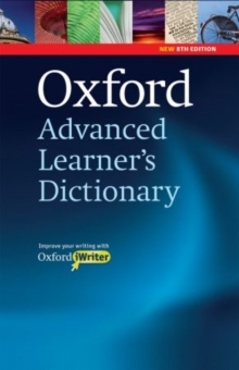 Oxford Advanced Learner's Dictionary, 8th Edition: Paperback, Paperback Book