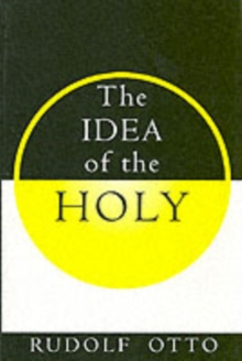 The Idea of the Holy, Paperback Book