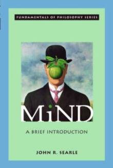 Mind : A Brief Introduction, Paperback Book