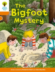 Oxford Reading Tree Biff, Chip and Kipper Stories Decode and Develop: Level 6: The Bigfoot Mystery, Paperback Book